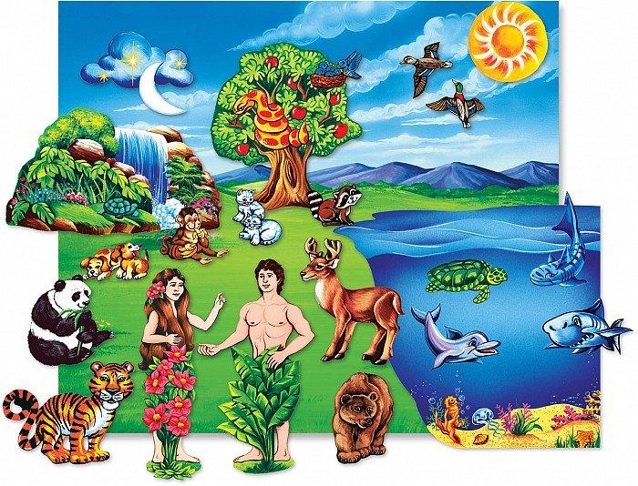 поиска дни творения с картинками понимает, чем руководствовались